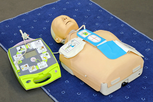 Anaphylaxic and Defibrillation Training Paediatric and Adult First Aid Courses from LTS