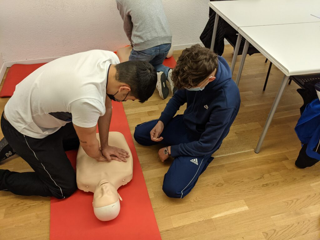 Blended First Aid Yeovil
